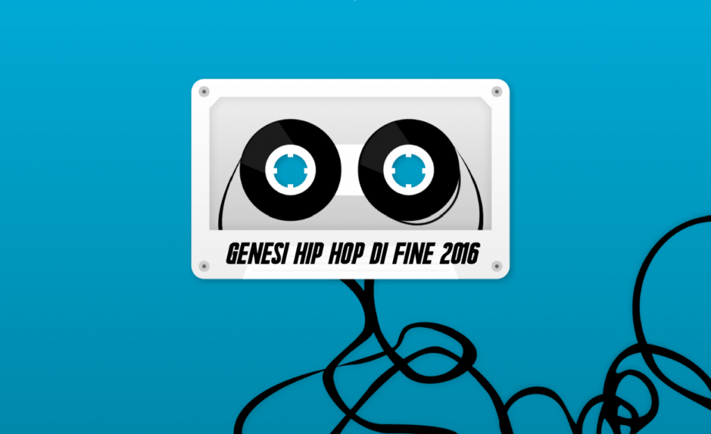 Genesi hip hop di fine 2016