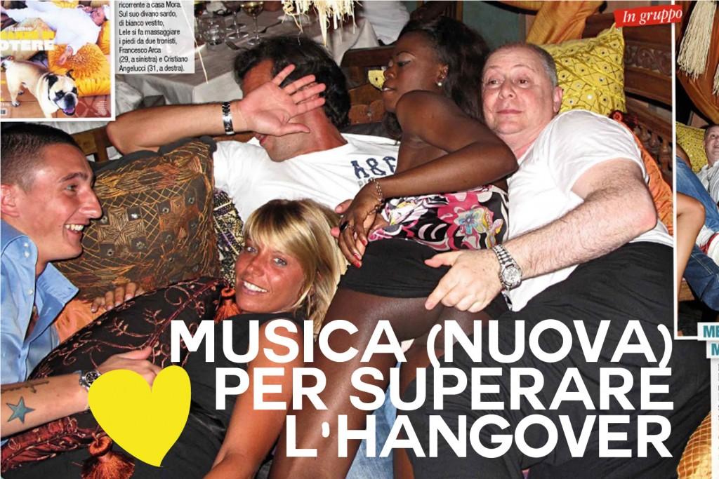 Musica (nuova) per superare l'hangover